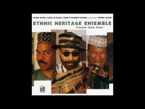 Ethnic Heritage Ensemble-Mama's House