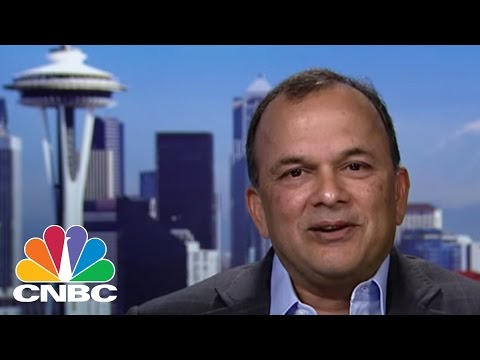 Concur Technologies CEO Steve Singh | Mad Money | CNBC