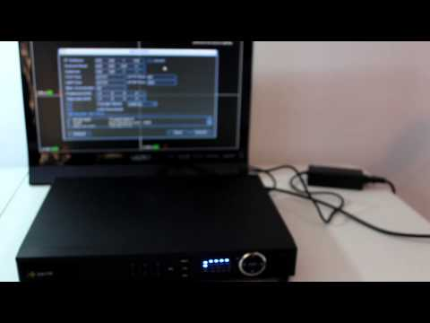 G4-HDE-X Video Surveillance Dvr With Hdmi Motion Detection Review Demo
