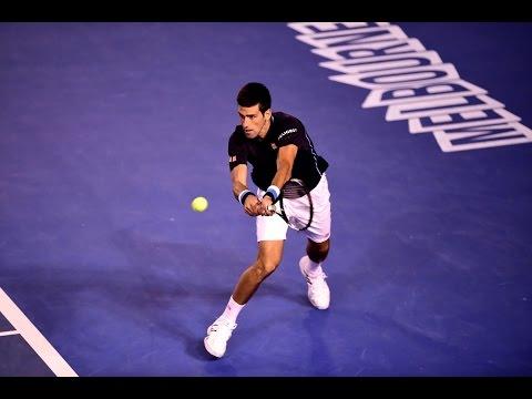 That was Day 6 - Australian Open 2015
