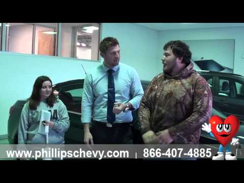 2014 Chevy Cruze - Customer Review Phillips Chevrolet - Used Car Dealer Sales Chicago