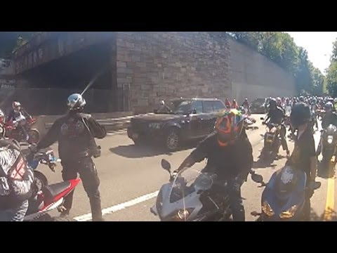 Bikers In Nyc Road Rage Road Rage NYC Motorcycle