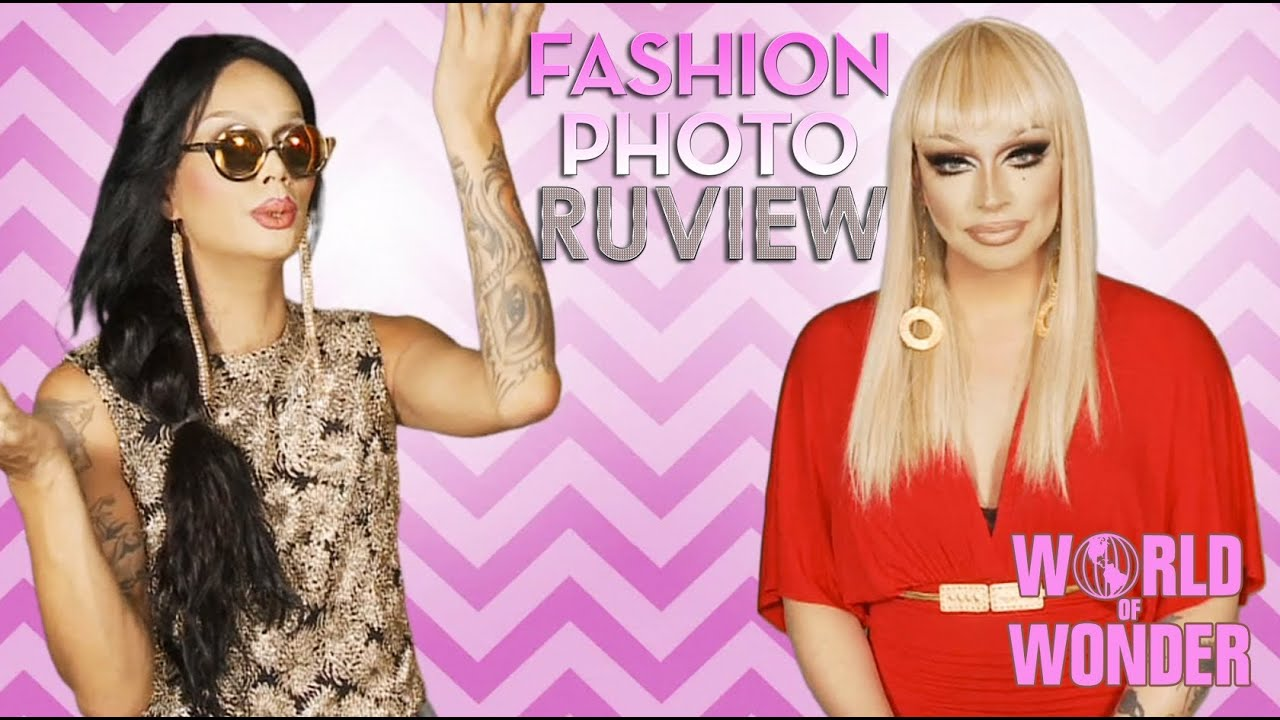 Fashion Photo Ruview Social Media RuPaul s Drag Race Fashion