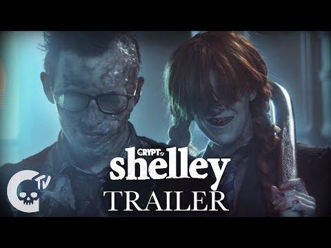 SHELLEY TEASER | NEW Episodes Jan 2019 | Short Horror Film Trailer | Crypt TV