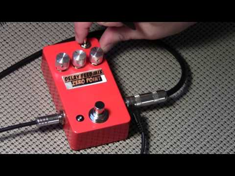 "ZeroPointDD - PT2399 dual delay with ""Ghost""!"