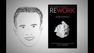 REWORK by Jason Fried | Animated Core Message