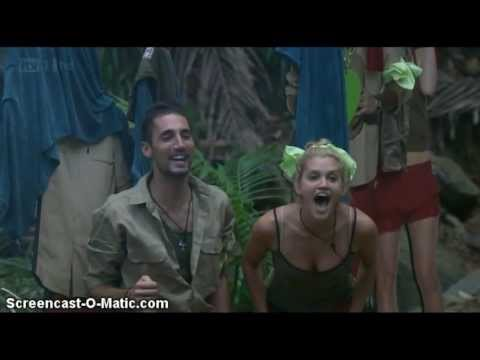 Ashley Roberts' highlights in the jungle - I'm A Celebrity...Get Me Out Of Here UK 2012