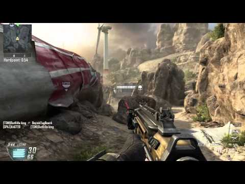 Black Ops 2 Multiteam Gameplay Dualcom w/ BoyishTugBoat 4