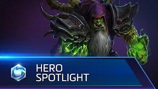 Gul'dan Spotlight - Heroes of the Storm