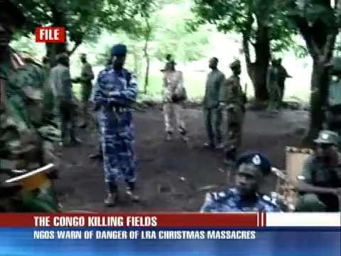 LRA's Xmas massacres provoke NGOs