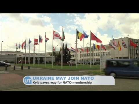 Ukrainian Prime Minister Arseniy Yatsenyuk: Ukraine may join NATO