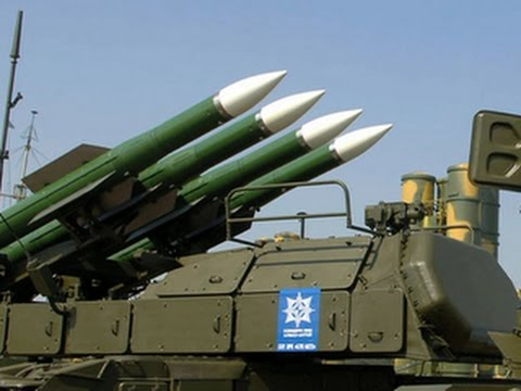 What missiles allegedly shot down MH17?