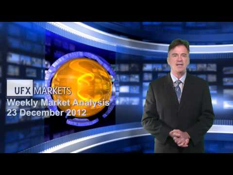 UFXMarkets Weekly Forex Currency Trading News 23-December-2012