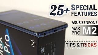 Asus Zenfone Max Pro M2 Tips & Tricks | 25+ Special Features - TechRJ