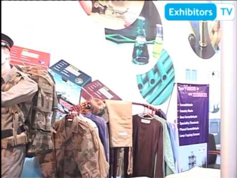 Wah Industries provides Industrial Services to Civil market - ExhibitorsTV @ Expo Pakistan 2012