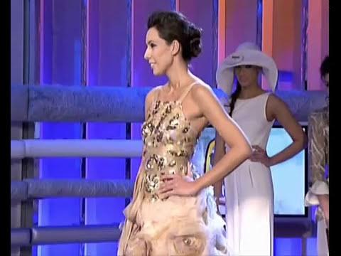 Desfile Mercedes de Miguel colección Semi Couture 2012
