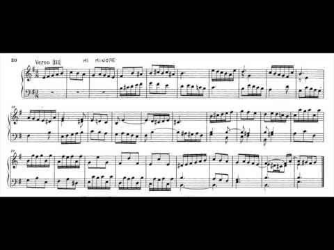 Циполи Доменико - Versi E Canzona In C Verso I