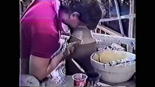 Marshall Pottery Potters 1988