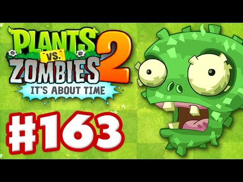 Plants vs. Zombies 2: It's About Time - Gameplay Walkthrough Part 163 - Señor Piñata (iOS)