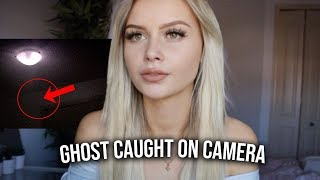 MY PARANORMAL EXPERIENCE *live footage*