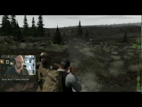 DayZ Gameplay Episode 1 - Break a Leg Markee, The Noob