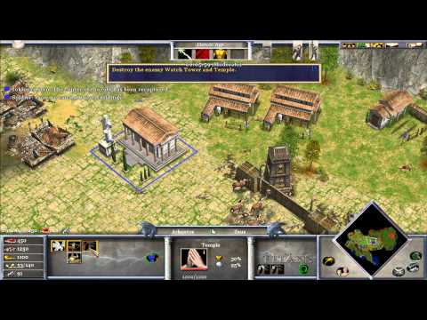 Age of Mythology The Titans - Deel 7 - Wraak