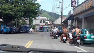 """""""台灣最神秘的公路""""一日遊 333公里 (5之4)"""