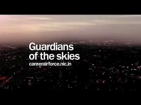 Join Indian Air Force (iaf ) - To Serve India With Pride ! video