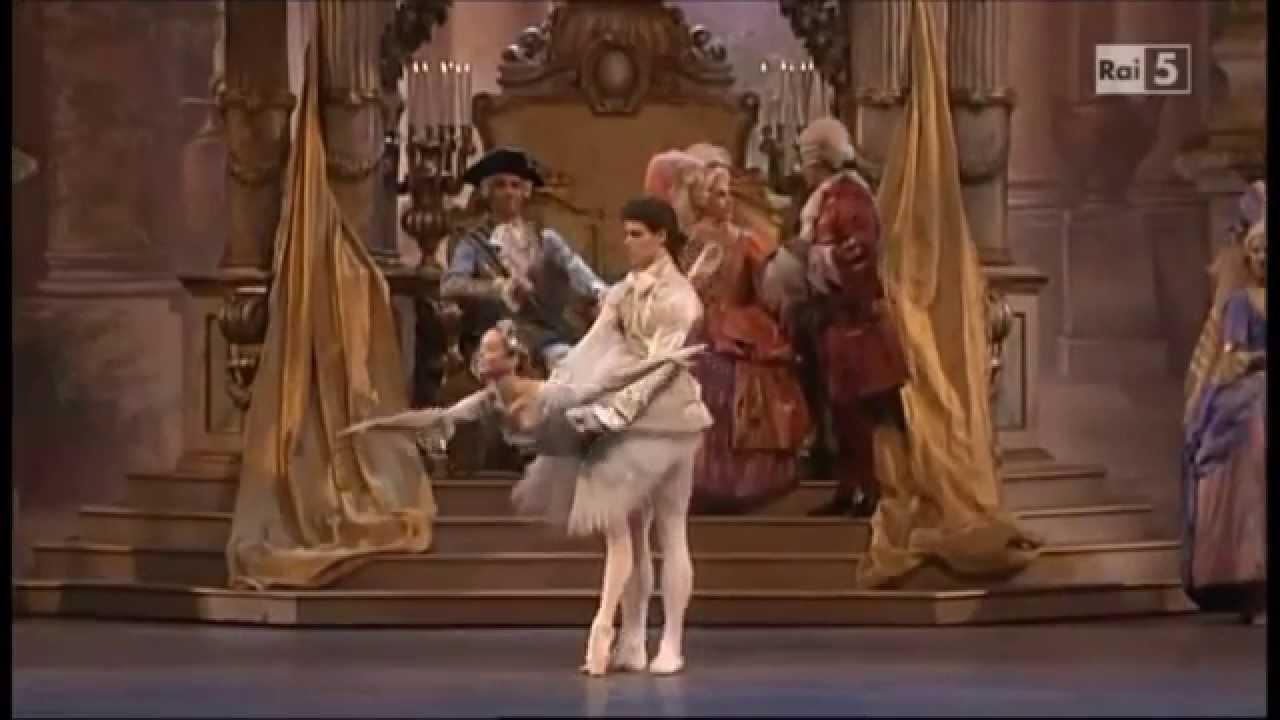 Roberto Bolle And Diana Vishneva Sleeping Beauty Act 111