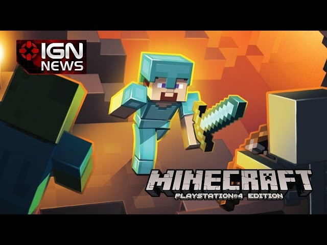 Minecraft Sells a Whopping 500K in Japan - IGN News