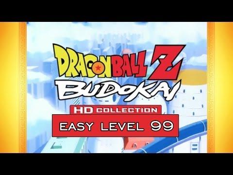 Dragon Ball Z - Budokai 3 [HD Collection] Easy Level 99