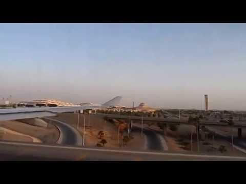 Philippine Airlines PR 654 (Manila-Riyadh) Landing @Riyadh Airport