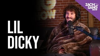 "Lil Dicky Talks ""Earth"", Justin Bieber, Lil Yachty & meeting Leonardo Dicaprio"