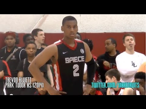 Trevon Bluiett Highlight Mixtape