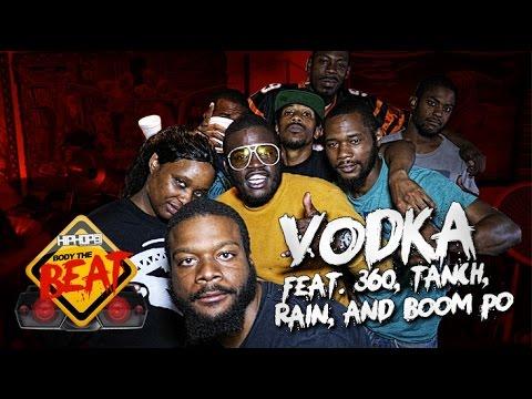 Vodka Presents New Liqupor ENT – Who Beat Is This? (Mixtape)