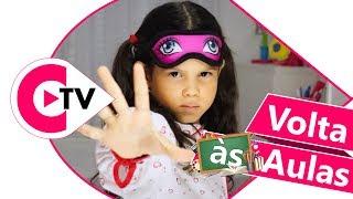 VOLTA AULAS | J. Balvin, Jeon, Anitta - Machika (Paródia) - Clara Tv