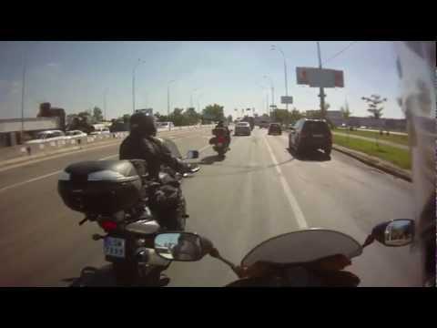 Motocykle Moja Pasja - Odessa 2012 cz. 1/2