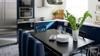 Interior Design – A Chef's Stylish Kitchen With Smart Storage