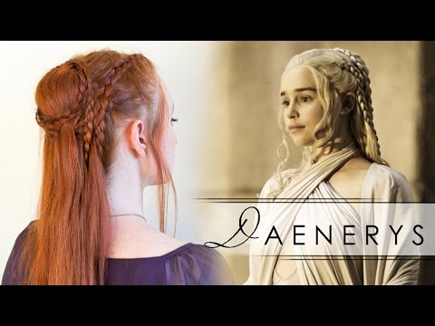 Game of Thrones Hair How To - Daenerys in Season 5