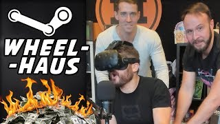 THREE JACKED DUDES - Wheelhaus Gameplay