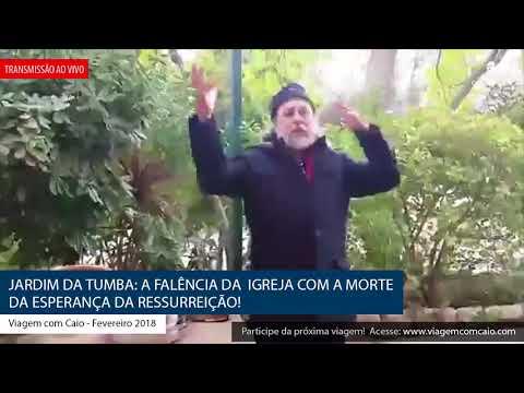 Jardim da Tumba: A falência da Igreja com a morte da esperança da Ressurreição!