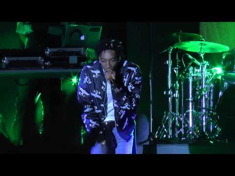 Wiz Khalifa Live at the USF Homecoming Show in Tampa, FL!