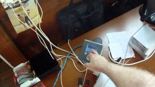Peltier Air Conditioning Battery Test 1