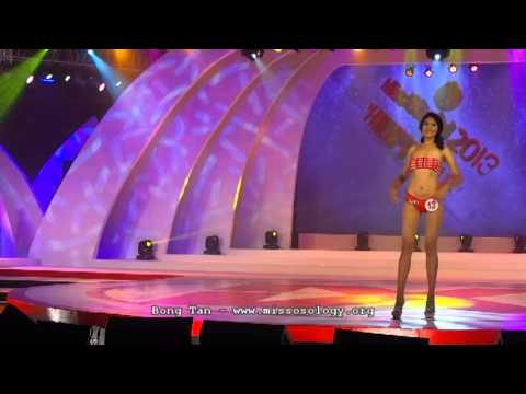 Miss World Philippines 2013 Swimsuit Competition - Missosology.org