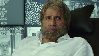 Amitabh Bachchan rejects the script - Shamitabh
