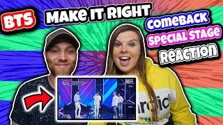 [BTS - Make It Right] Comeback Special Stage | M COUNTDOWN 190418 EP.615 Reaction