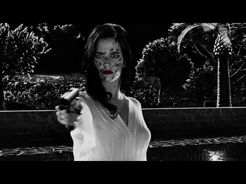 Sin City: A Dame to Kill For –HD Red Band Movie Trailer