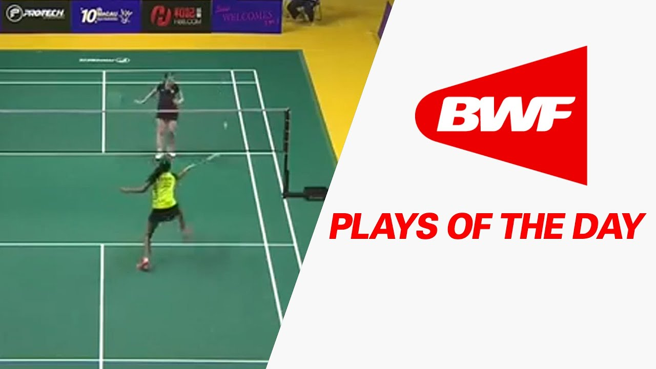 Play Of The Day | Badminton F – 2015 Macau Open