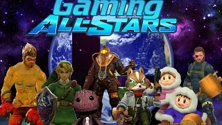Gaming All-Stars: S4E1 - ClayFighter