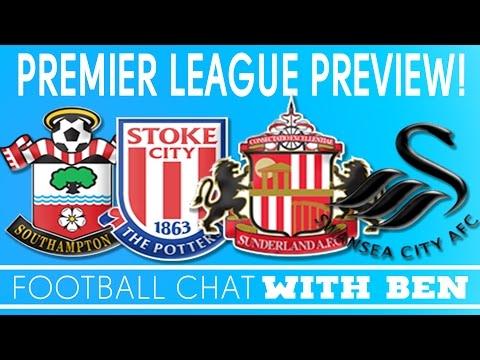 Premier League Preview | #SFC, #SCFC, #SAFC, #SCFC | Football Chat with Ben | DoctorBenjyFM
